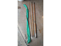 11ft split cane fly rod