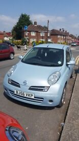 Nissan Micra 56 plate lady owner