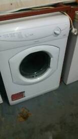 HOTPOINT WHITE VENTED DRYER