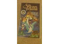 The Swan Princess Video