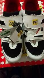 Mavic cycling shoes 9.5