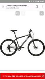 Men's bike new