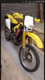 1999 rmx 250s