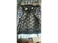 Clothes bundle around 20 items top shop next etc