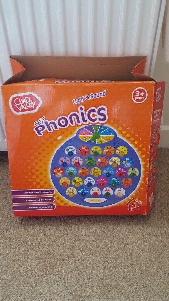 Phonics light & sound