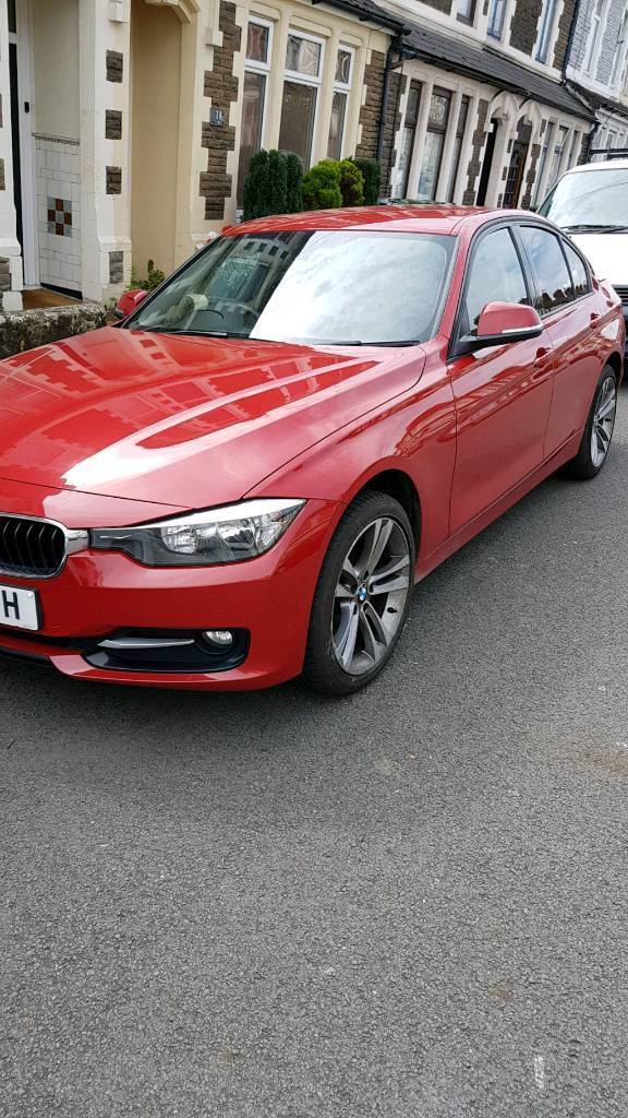 Bmw 3 Series 318d sport manual diesel new shape