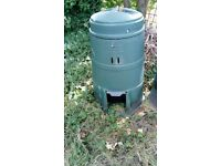 Large garden composter/compost bin
