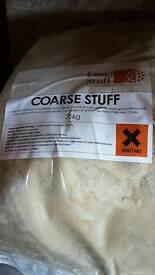 Oatmeal lime mortar 25kg bags x 15
