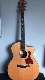 Taylor 114ce Electric Acoustic Guitar