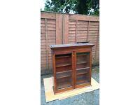 Early Victorian Mahogony Bookcase