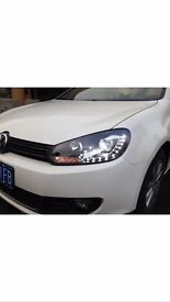 BRAND NEW VOLKSWAGEN VW GOLF R20 style mk6 golf
