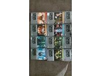 Doctor Who DVD's (16)