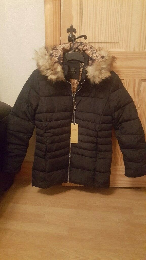 New ladies winter coat