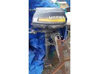 Mariner 4 horse 2 stroke engine