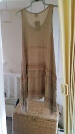 Italian Designer dress size 18