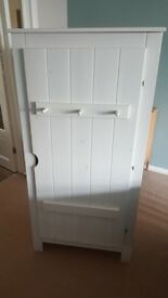 A-Space childrens bedroom furniture, white £1300 when new!