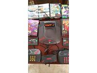 Rare Atari Jaguar console big bundle