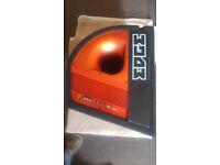 "Edge active subwoofer amp bass box EDB12A 12"" speaker sub"