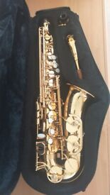 Trevor James Alto Saxophone 'The Horn' (immaculate condition)