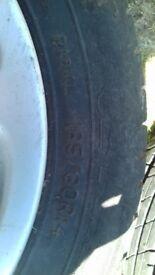 Peugeot 14 inc alloy wheels