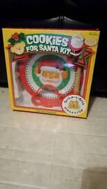 Build a bear cookies for santa set