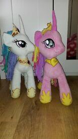 My Little Pony soft toys