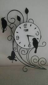 Wall clock New with tag