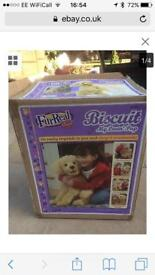 Biscuit Toy Dog