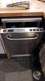 Kenwood slim dishwasher