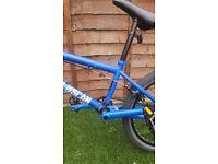 Mongoose R50 scan. BMX Bike