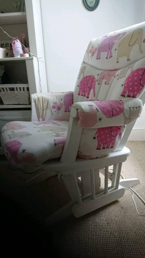 Nursing chair - rocking