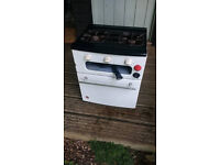 Gas Cooker Hob Grill Camping Stove