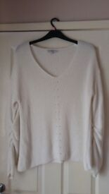 Bundle of 2 New Ladies Womens Next Jumpers in size 14/16
