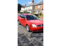 car for sale vauxhall vectra good reliable car