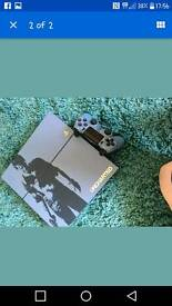 Uncharted 4 limited edition ps4