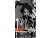 Instrument Band -Musicians that can play this!!! -Ready or not (The Fugees)