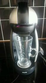 KRUPS DOLCE GUSTO PICCOLO COFFEE MACHINE