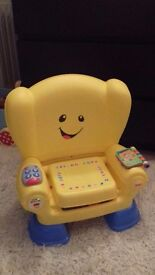 Fisherprice Laugh and Learn Chair