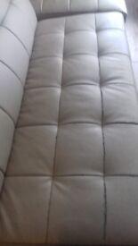 Dwell elephant colour 2 piece sofa set