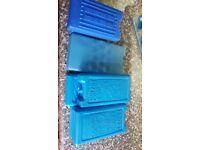 Freezer blocks x 7