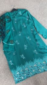 Asian clothes/dresses
