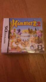 Hamsterz 2 game for Nintendo DS