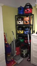 Vacuum cleaner repairs and servicing