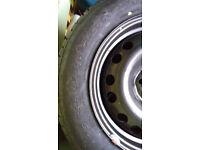 Spare wheel 195/65R15