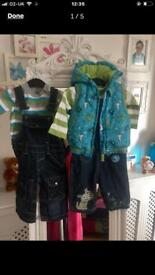 Lovely boys outfits ! Age 3-6 months never worn