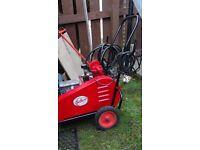 Air compressor low noise /vintage /for garages