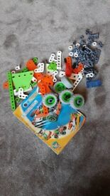 Meccano junior construction set