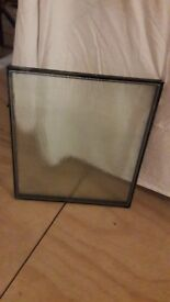 double glazed unit in obscure glass