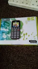 Maxcom big button dual sim phone