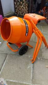 Belle minimix 150 cement mixer 110v